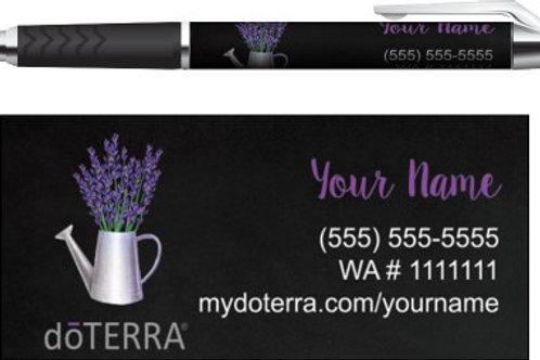 doTerra business pen lavender