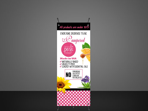 Pampered Perfectly Posh banner