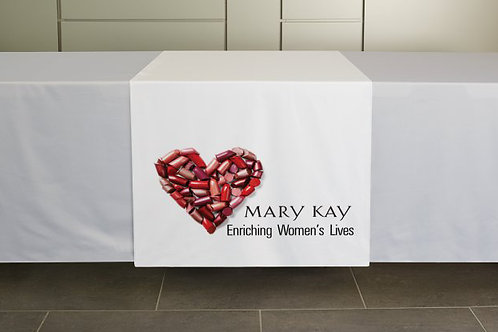 Mary Kay table runner