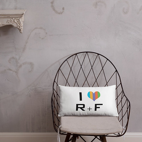 I love R+F pillow