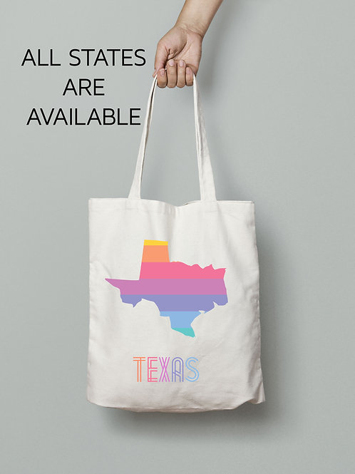 Texas Lularoe tote bag TX bag