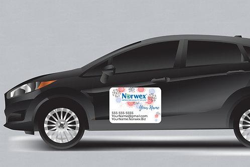 Norwex Consultant Car Magnet