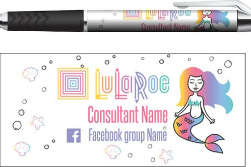 Lularoe business pen Mermaid