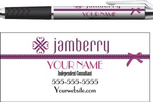 Jamberry business pen