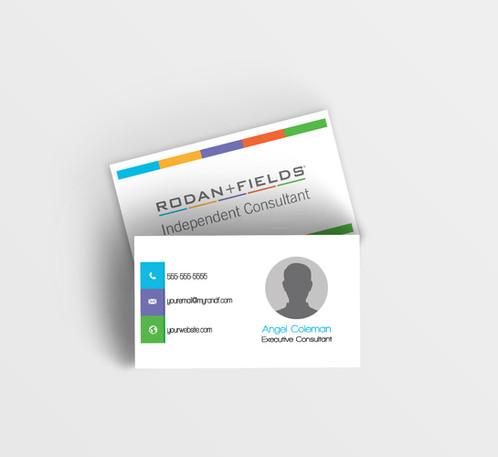 Rodan fields business card modern rodan fiels business card modern colourmoves