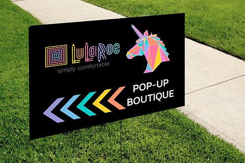 Lularoe Pop up boutique unicorn instant download