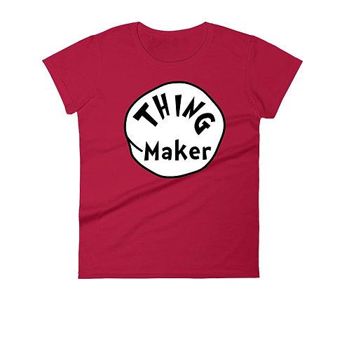 Thing Maker matching t-shirts digital download