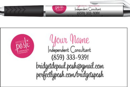 Perfectly Posh business pen