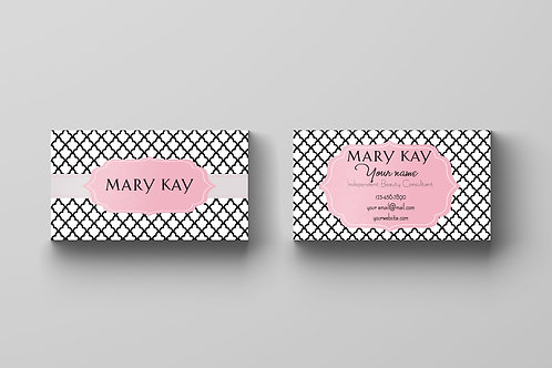 Mary Kay business Damask