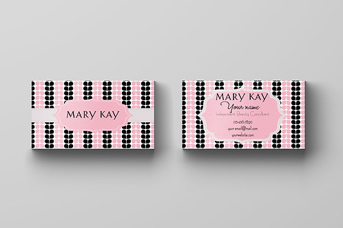 Mary Kay business Leaves