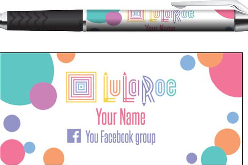 Lularoe business pen dots