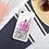 Paparazzi Girl Liquid Pink Glitter Iphone Case