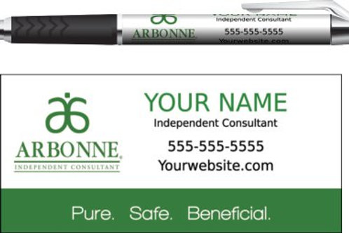Arbonne business pen