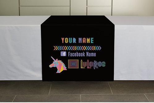 Lularoe table runner unicorn