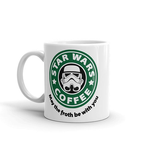 Star Wars coffee 11oz Mug