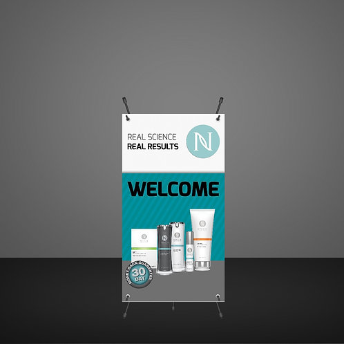 Nerium Welcome Mini banner