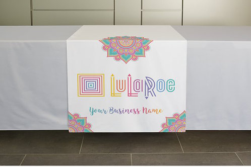 Lularoe table runner Mandala