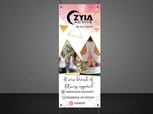 Zyia Vertical Vendor Banner