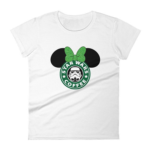 Star Wars Coffe Minnie ears- T-Shirt