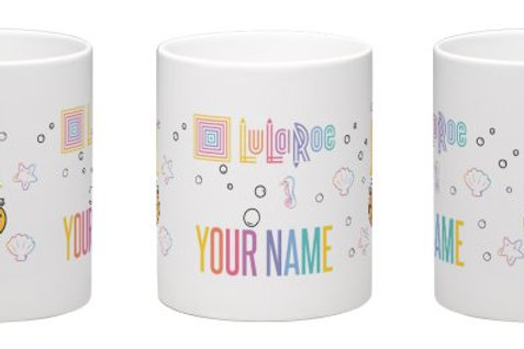 Lularoe Mermaid Mug