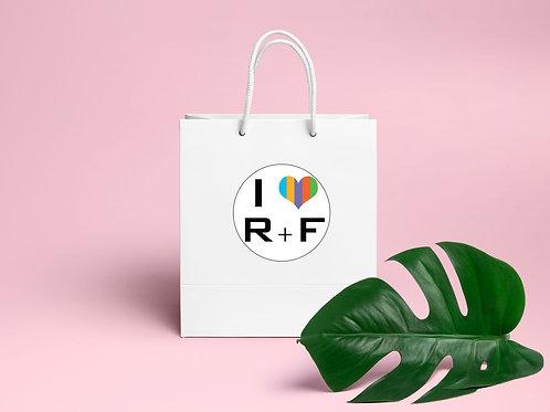I love R+F stickers
