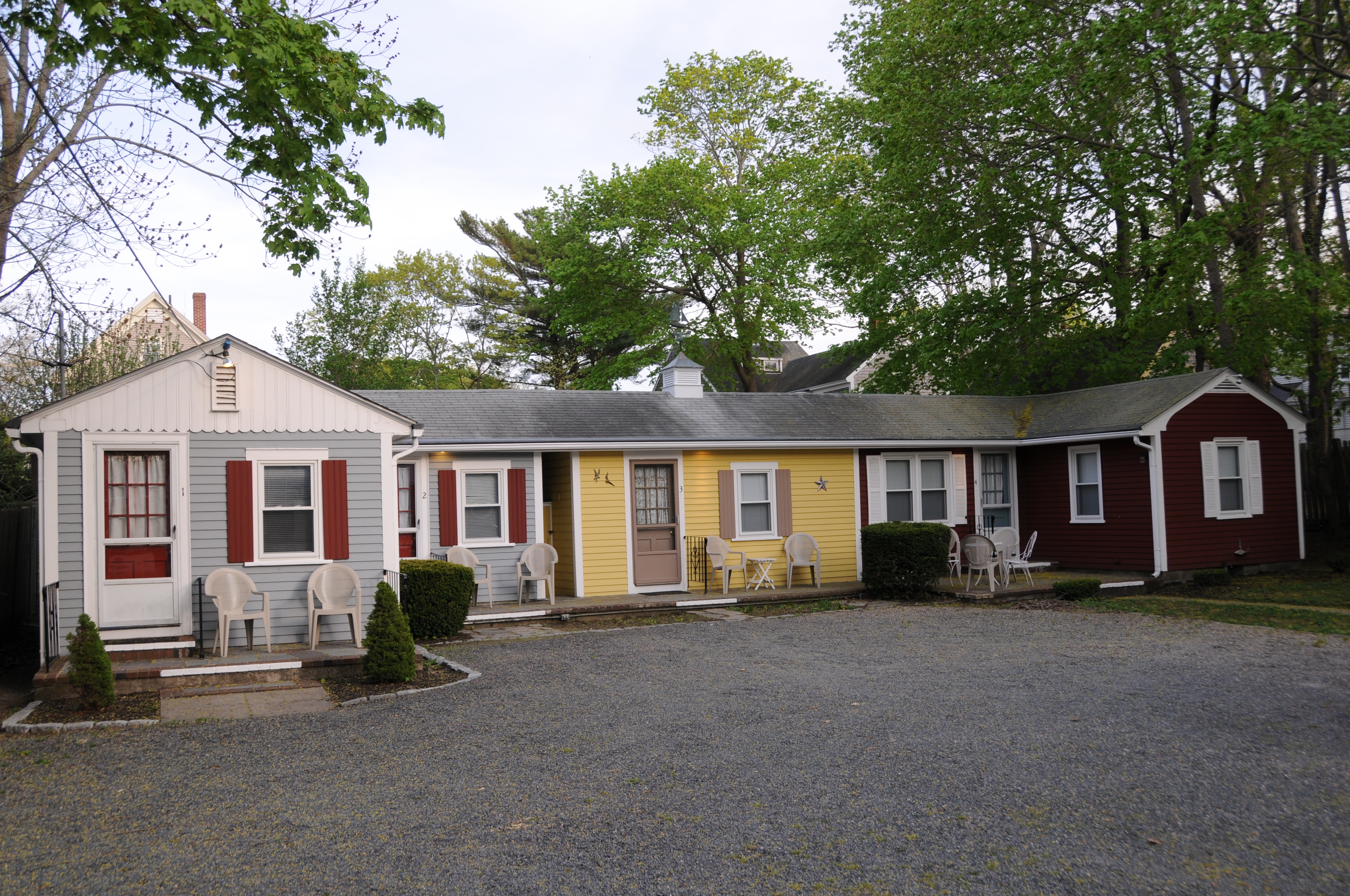 Blue Anchor Cottages