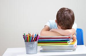 Frustrated learner needs targeted support