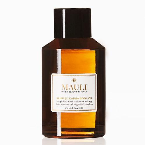Spirited Kapha body oil