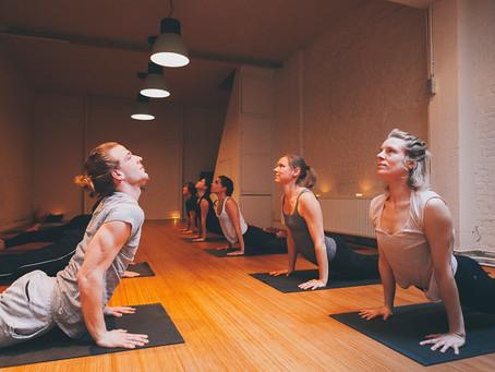 6 voordelen van Yoga