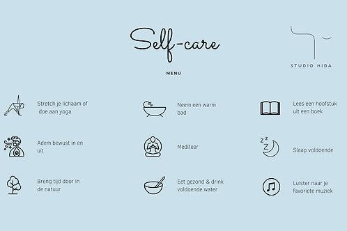 Self-care Desktop achtergrond