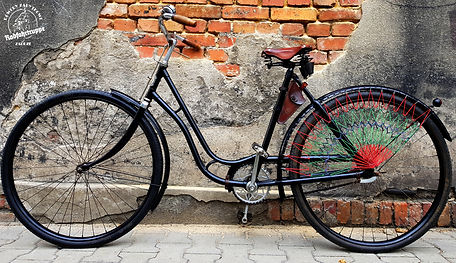 Edeleweiss Damenrad 1937r