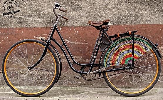 Stricker Damenrad 1926r.