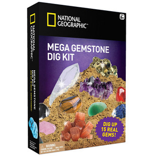 Mega Gemstone Dig Kit