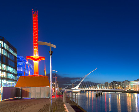 The Diving Bell, Dublin