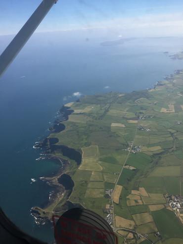 Flight to Scotland from Ireland