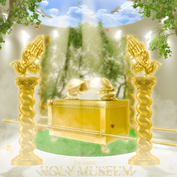 holy museum cover art