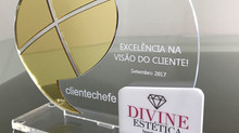 Divine Estética torna-se referência em satisfação de cliente com ClienteChefe
