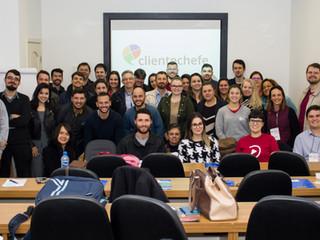 Workshop da ClienteChefe em Joinville-SC
