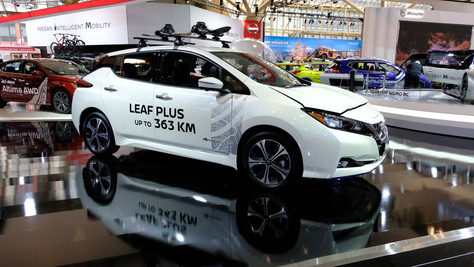 RECORD NUMBER OF ELECTRICS EXPECTED AT OTTAWA AUTO SHOW