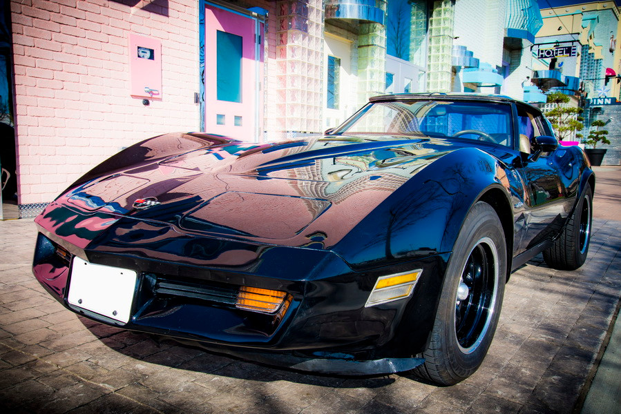 As Seen on TV, The SST Car Show Corvette to Be Sold at CCP Auctions Sale