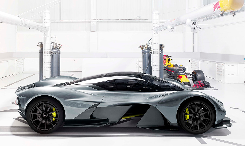 Aston Martin / Red Bull Hypercar is a joint project between the newly partnered companies.