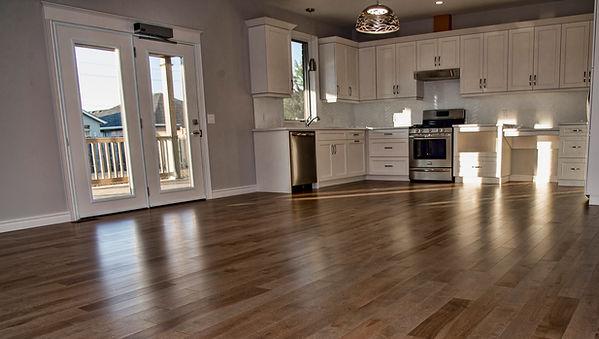 Owen Flooring - Model Home / Ewald Construction