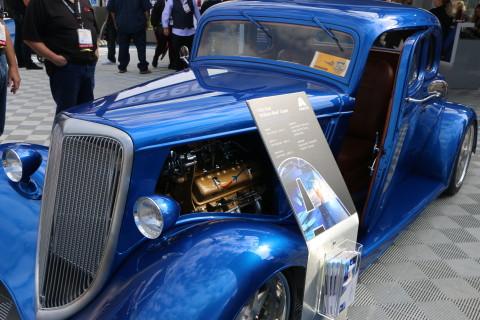 Axalta Paint 1934 Ford Show Car - SST Car Show