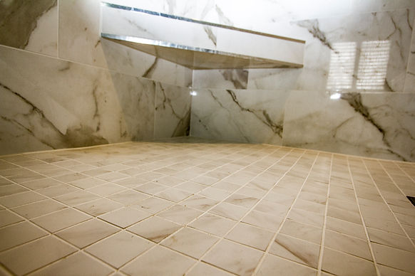 Owen Flooring - Ceramic Tile intallation.