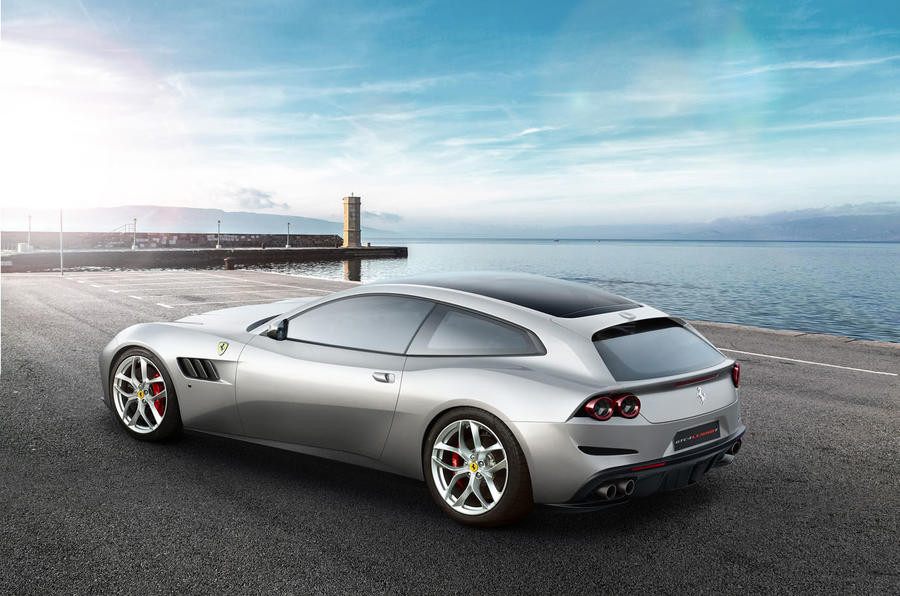 GTC4LUSSO T - A daily driver from Ferrari