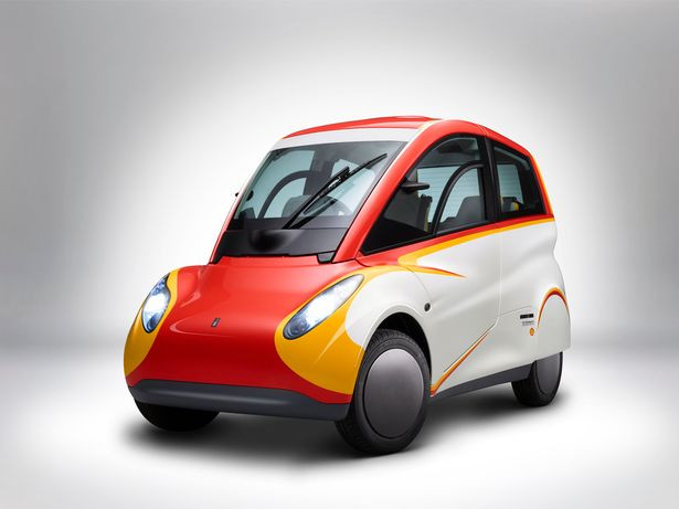 Shell Concept Car - 107MPG