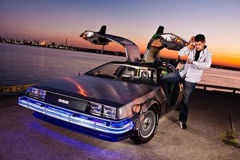 Tribute DeLorean Time Machine coming to Ottawa Auto Show