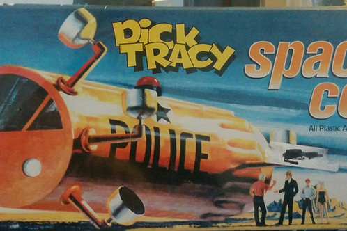 Dick Tracey Space Coupe