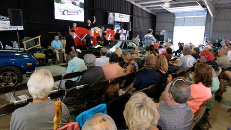 Vicari Classic Car Auction Highlights from Nocona - The Classic Car Capital of Texas.