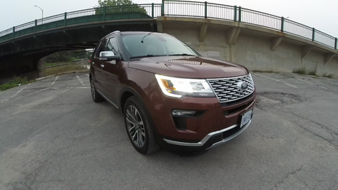 2018 Ford Explorer Review - Everything You Need To Know